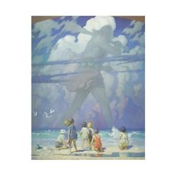 Giant Art Print by N.C. Wyeth