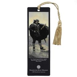 Captain Bill Bones Bookmark