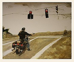 Stop Art Print by Andrew Wyeth