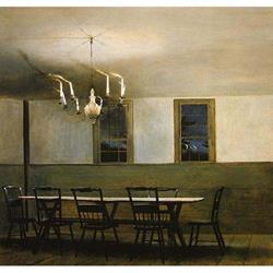 Witching Hour Limited Edition Reproduction by Andrew Wyeth