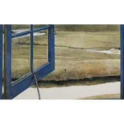 Love In the Afternoon Limited Edition Repro. by Andrew Wyeth
