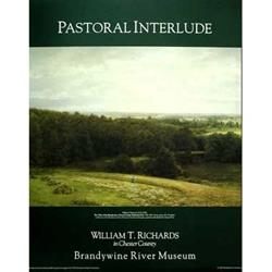 Pastoral Interlude Art Poster