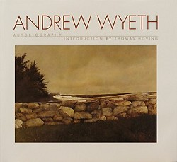 Andrew Wyeth Autobiography Hardcover
