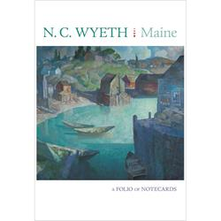 N.C. Wyeth Note Folio