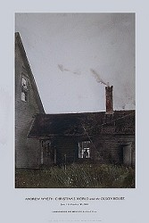 Breakfast At the Olsons Art Poster by Andrew Wyeth