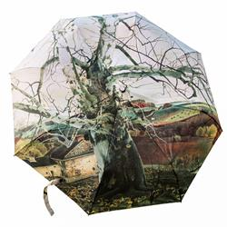 Andrew Wyeth's Pennsylvania Landscape Umbrella
