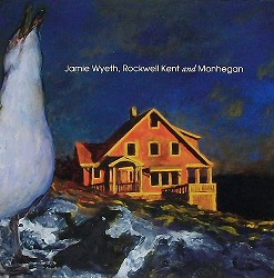 Farnsworth Art Museum 2012- Wyeth,  Kent-Monhegan