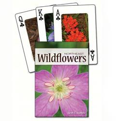 Wildflowers of North East Playing Cards