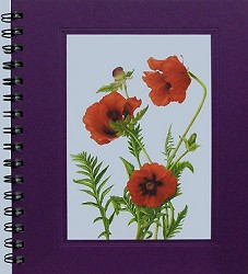 Poppies Journal