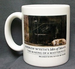 Ides of March Ceramic Mug