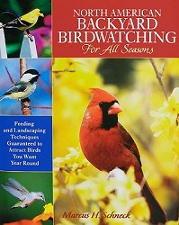 North American Backyard Birdwatching For All Seasons