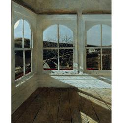 Renfield Art Print by Andrew Wyeth