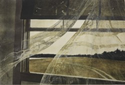 Wind From the Sea Art Reproduction by Andrew Wyeth