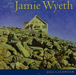 Calendar 2014: The Art of Jamie Wyeth