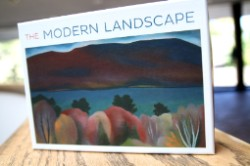 The Modern Landscape Boxed Notecards,0386