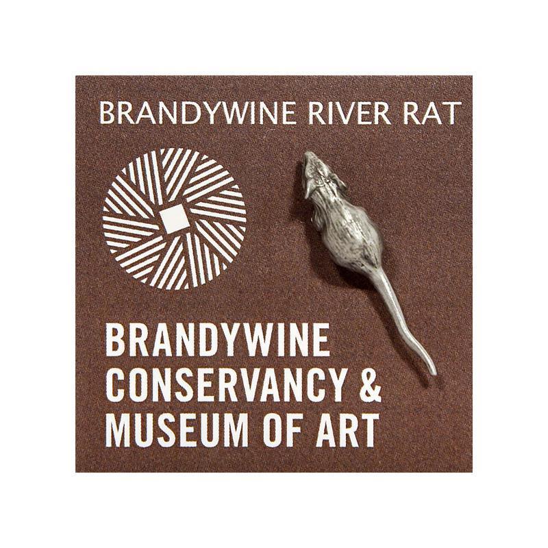 River Rat Pin,57