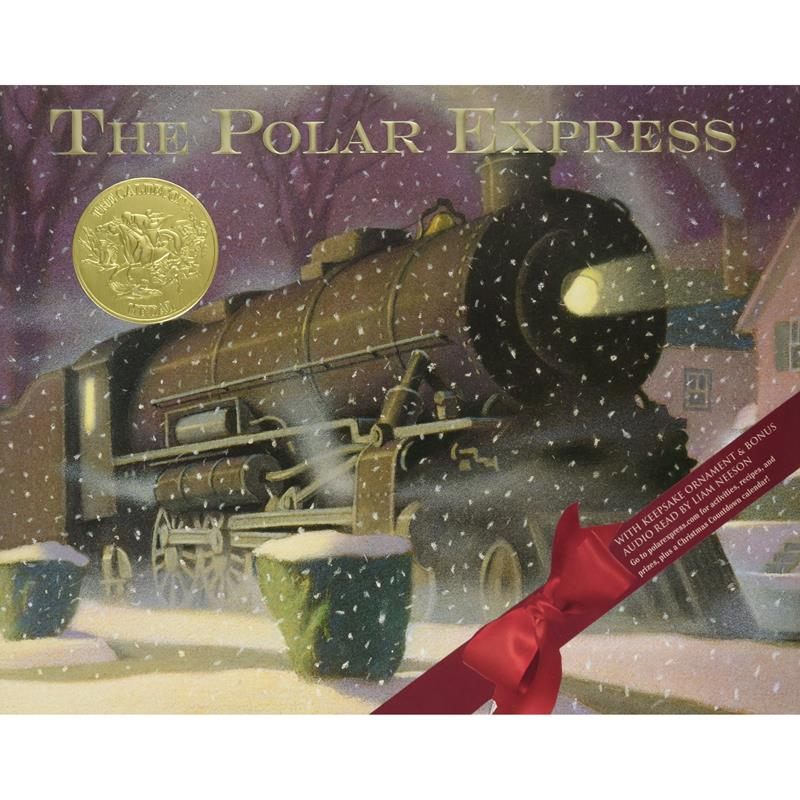 The Polar Express,0-395-38949-6