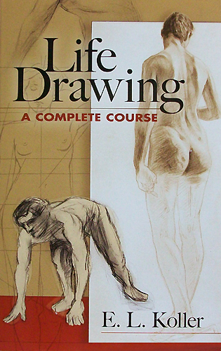 Life Drawing :  A Complete Course,0-486-46882-8