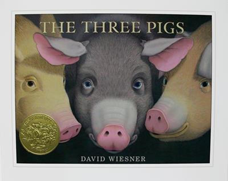 The Three Pigs,0-618-00701-6