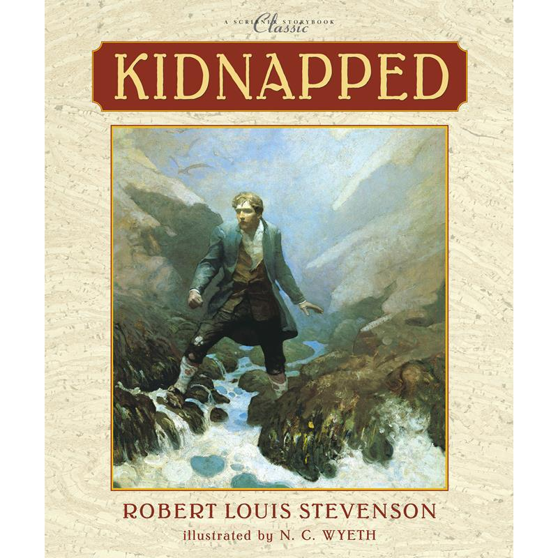 Kidnapped Young Reader,0-689-86542-2