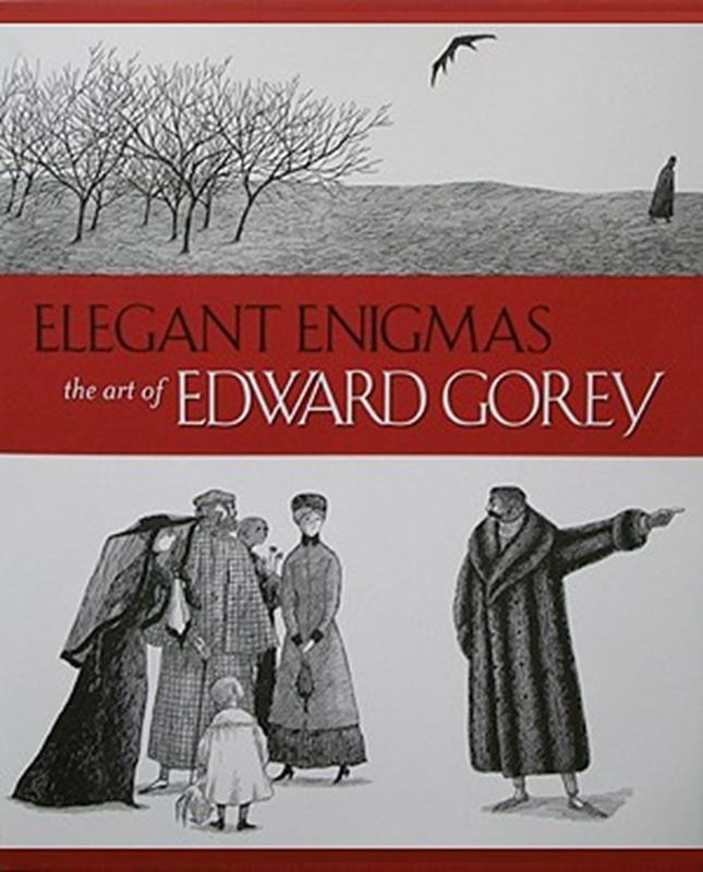 Elegant Enigmas: Gorey,A160