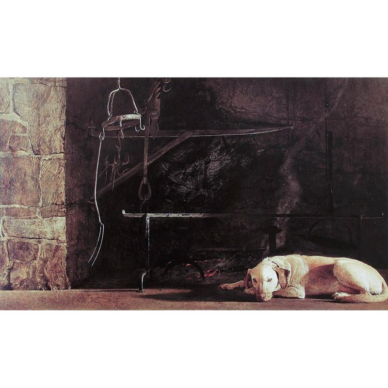 Ides of March Art Print by Andrew Wyeth,11-99-00057-4