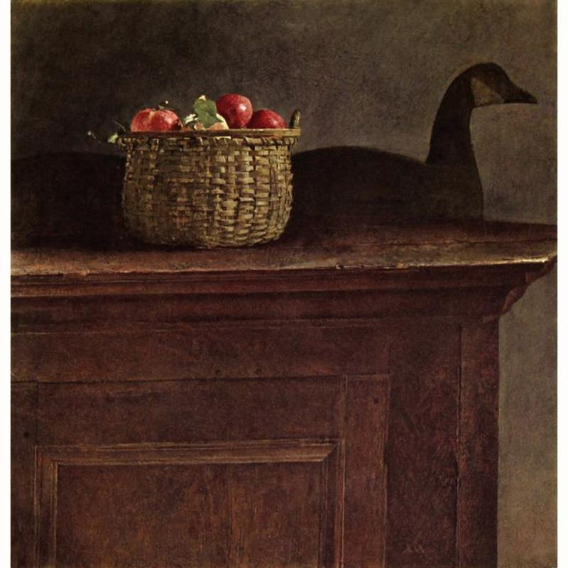 Wolf Rivers Print — Andrew Wyeth,11-99-00062-0