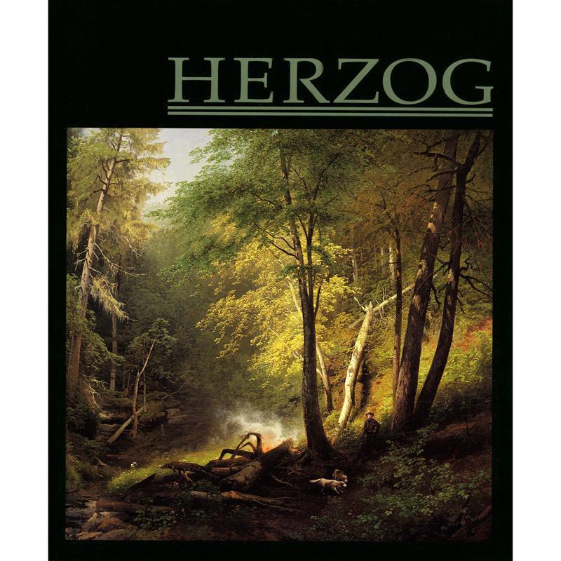 Herman Herzog Exhibition Catalogue,11-99-01423-0