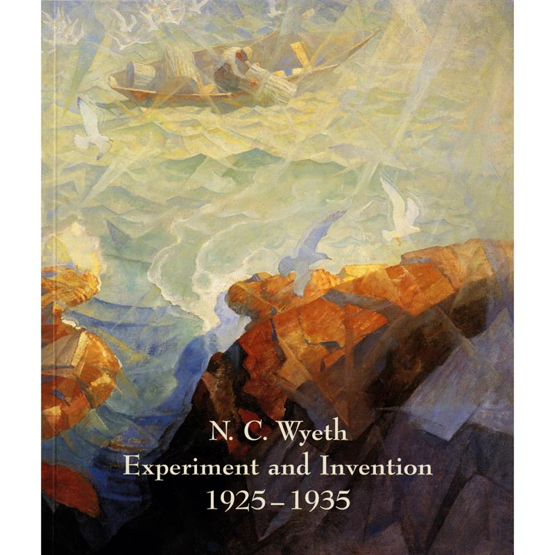 N.C. Wyeth Experiment & Invention Exhibition Catalogue,11-99-01456-7