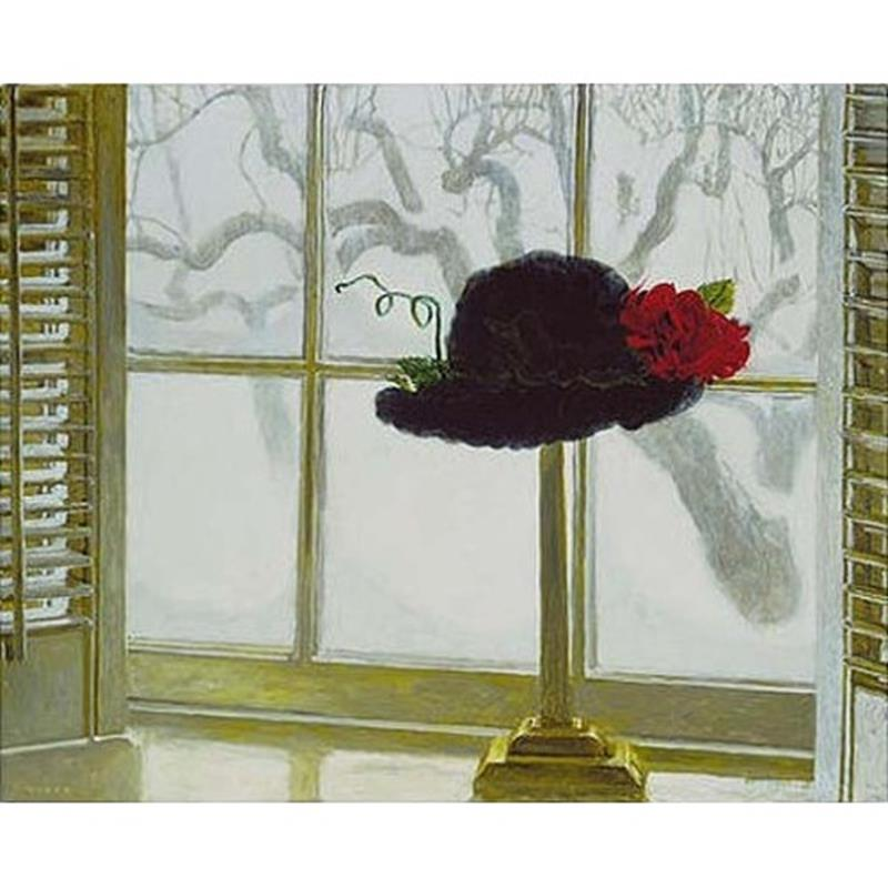 Blizzard of a Century Art Print by Jamie Wyeth,11-99-02123-7