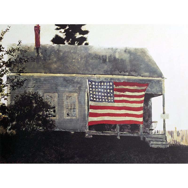 Ida Proper Print — Jamie Wyeth,11-99-02157-1