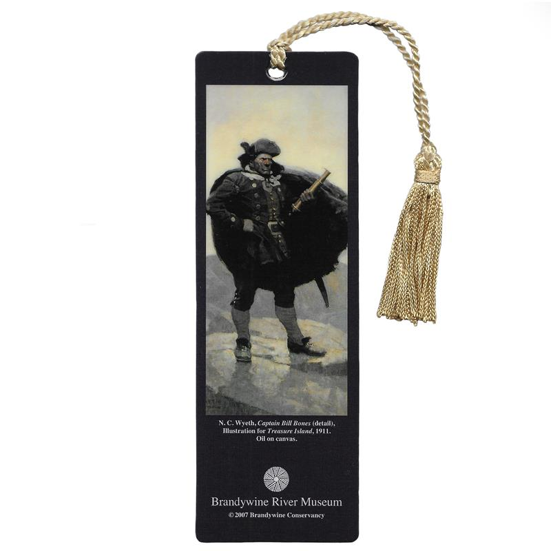 Captain Bill Bones Bookmark,11-99-04865-8