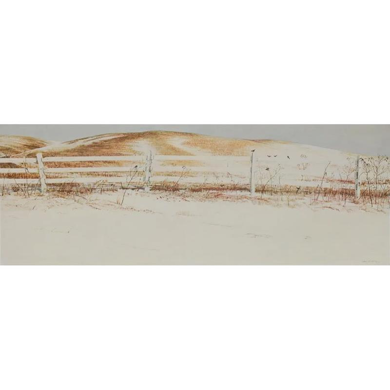 Fox Sparrows Print — John McCoy,11-99-04927-1