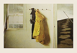 Squall Art Print by Andrew Wyeth,11-99-05491-7