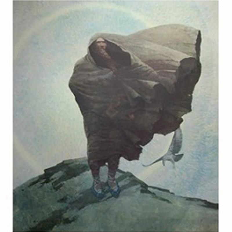 Winter Print — N.C. Wyeth,11-99-06032-1
