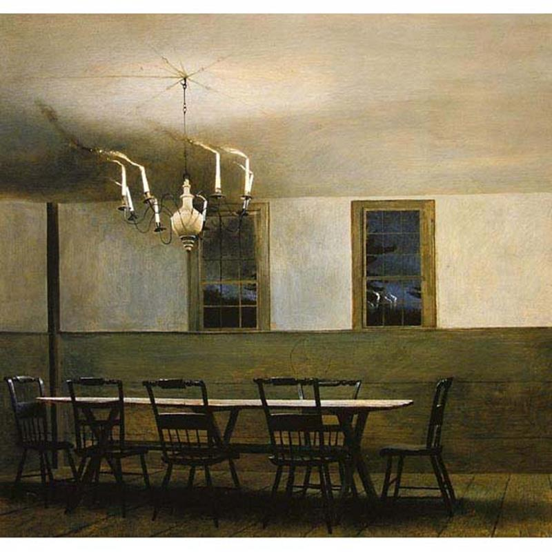 Witching Hour Limited Edition Print — Andrew Wyeth,11-99-06036-4
