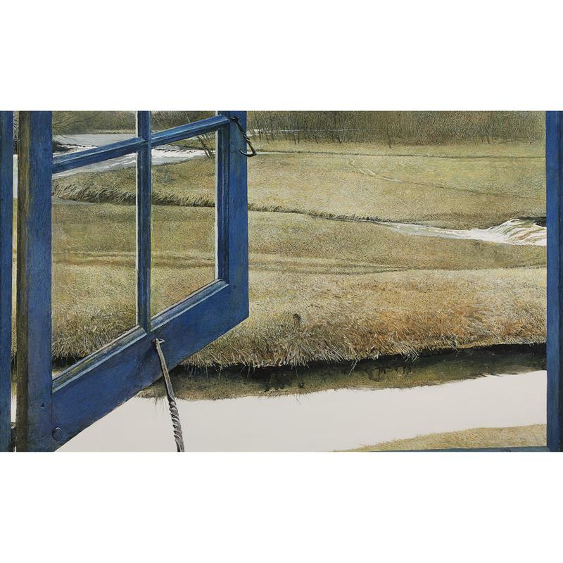 Love In the Afternoon Limited Edition Print — Andrew Wyeth,11-99-06038-0