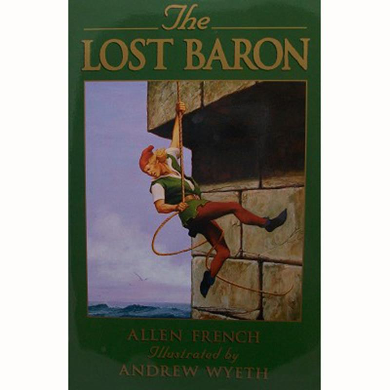 The Lost Baron,1-883937-53-1