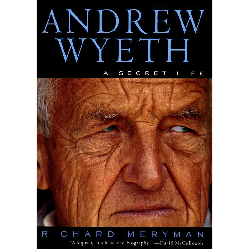 Andrew Wyeth: A Secret Life,0-06-092921-9