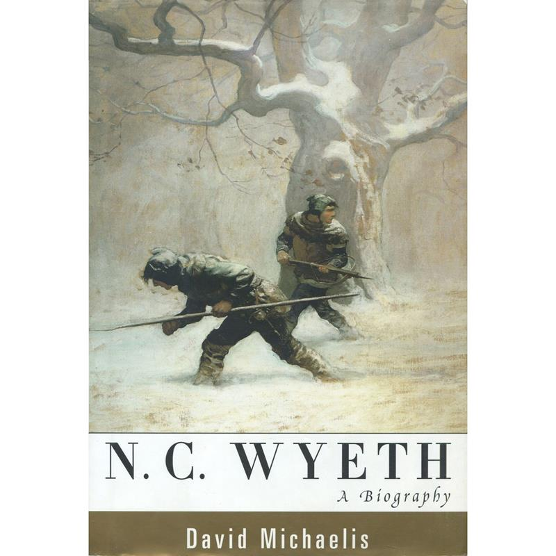 N.C. Wyeth: A Biography,0-679-42626-4