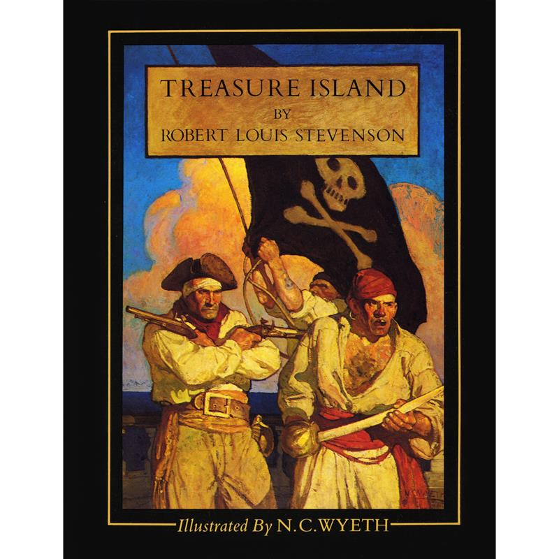 Treasure Island- Scribners,0-684-17160-0