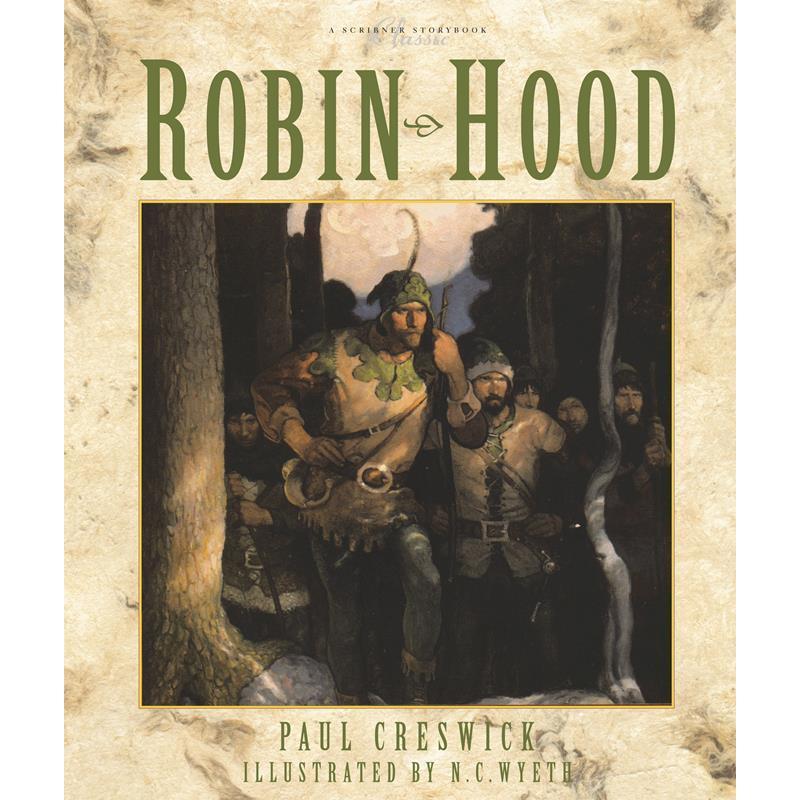 Robin Hood Young Reader,0-689-85467-6