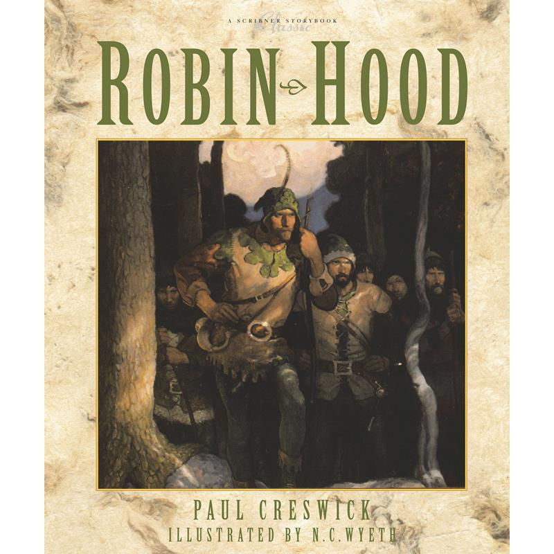 Robin Hood Young Reader,0-689-85467-6