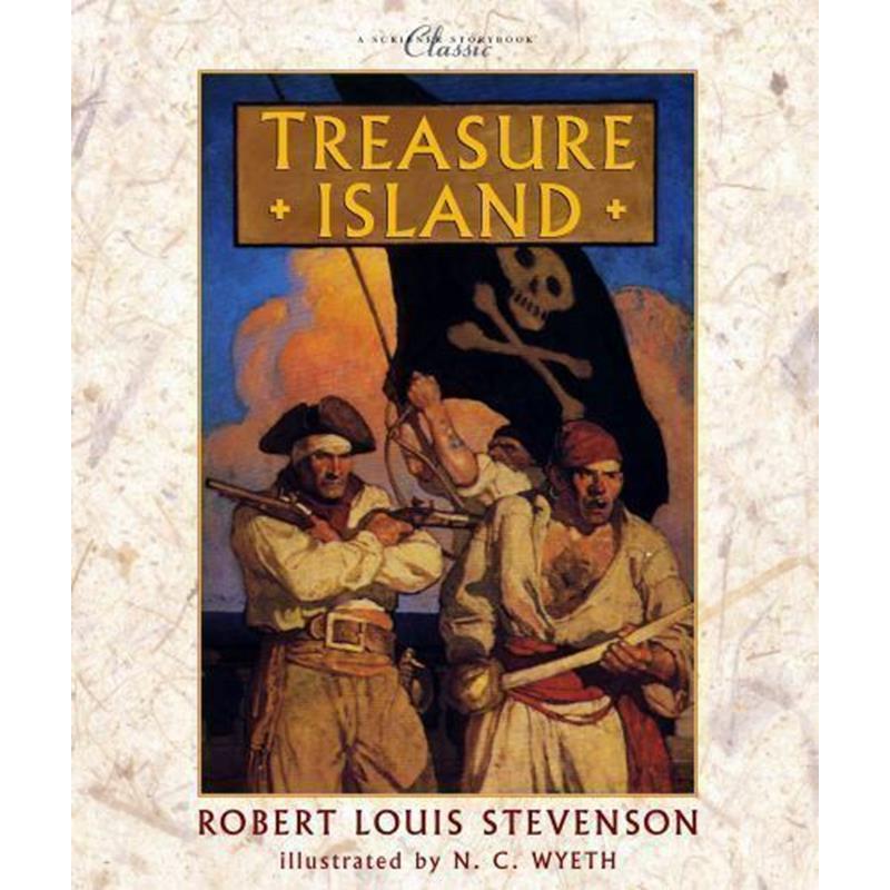 Treasure Island Young Reader,0-689-85468-4