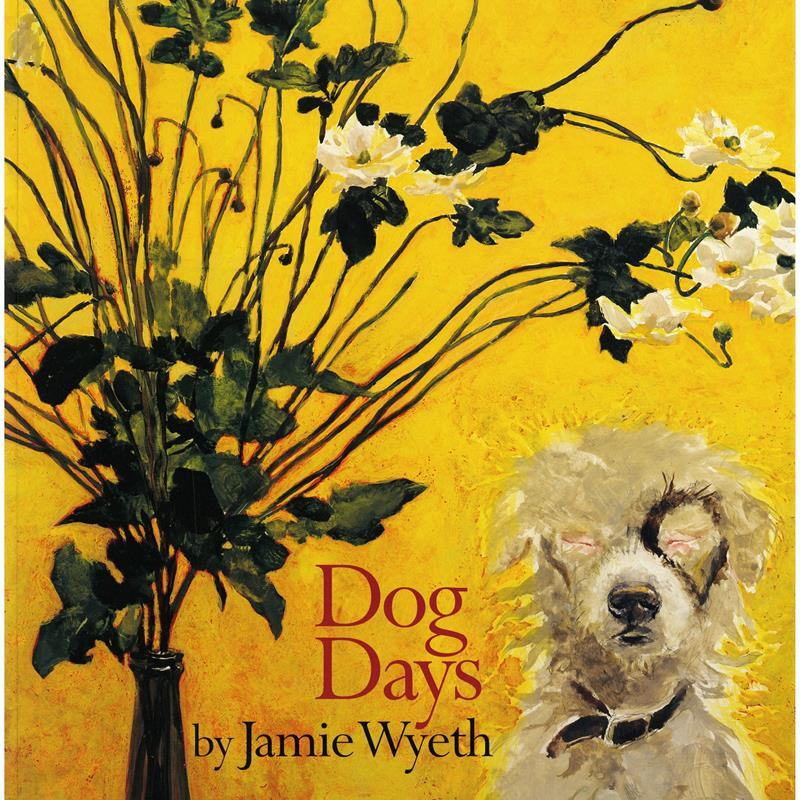 Jamie Wyeth's Dog Days Catalogue,0-9795872-0-4