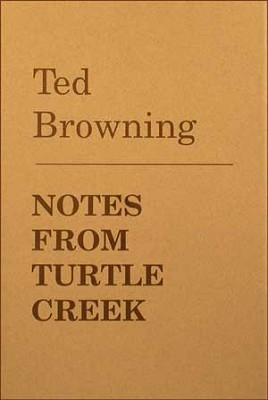 Notes From Turtle Creek,11-99-01459-1