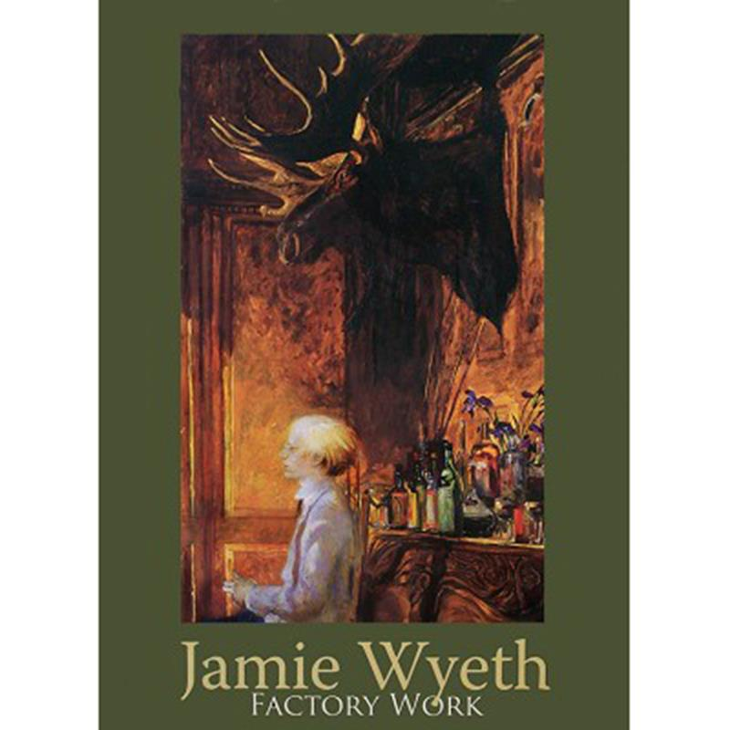 Jamie Wyeth: Factory Work Notebox,11-99-04248-X