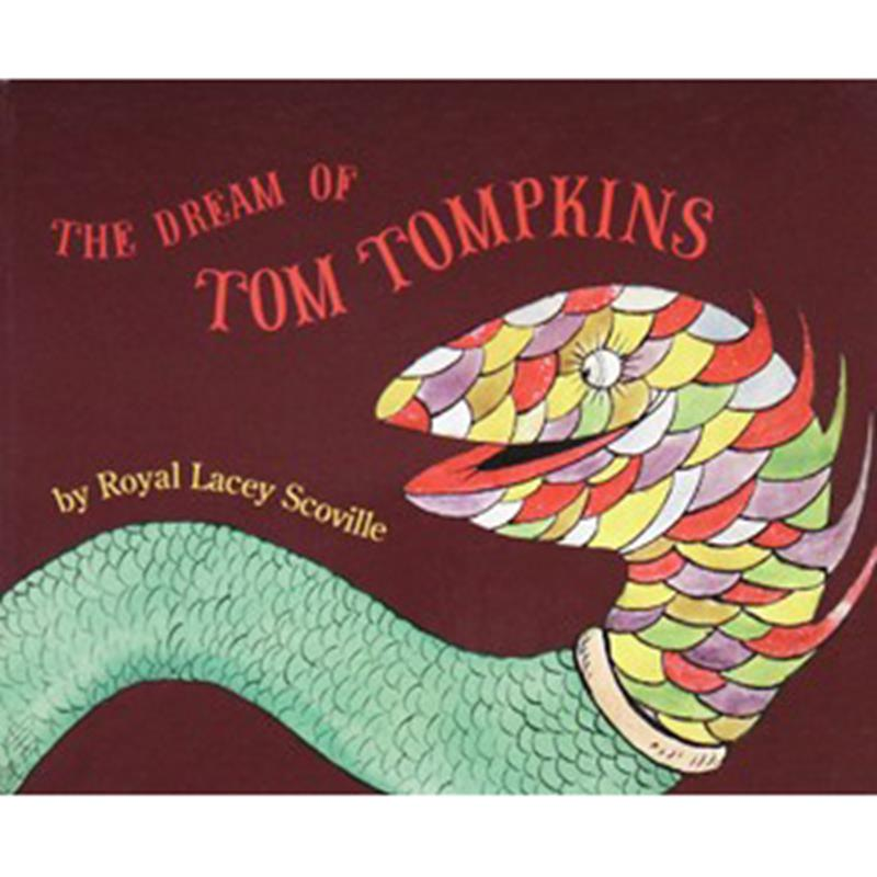 The Dream of Tom Thompkins,11-99-04666-3