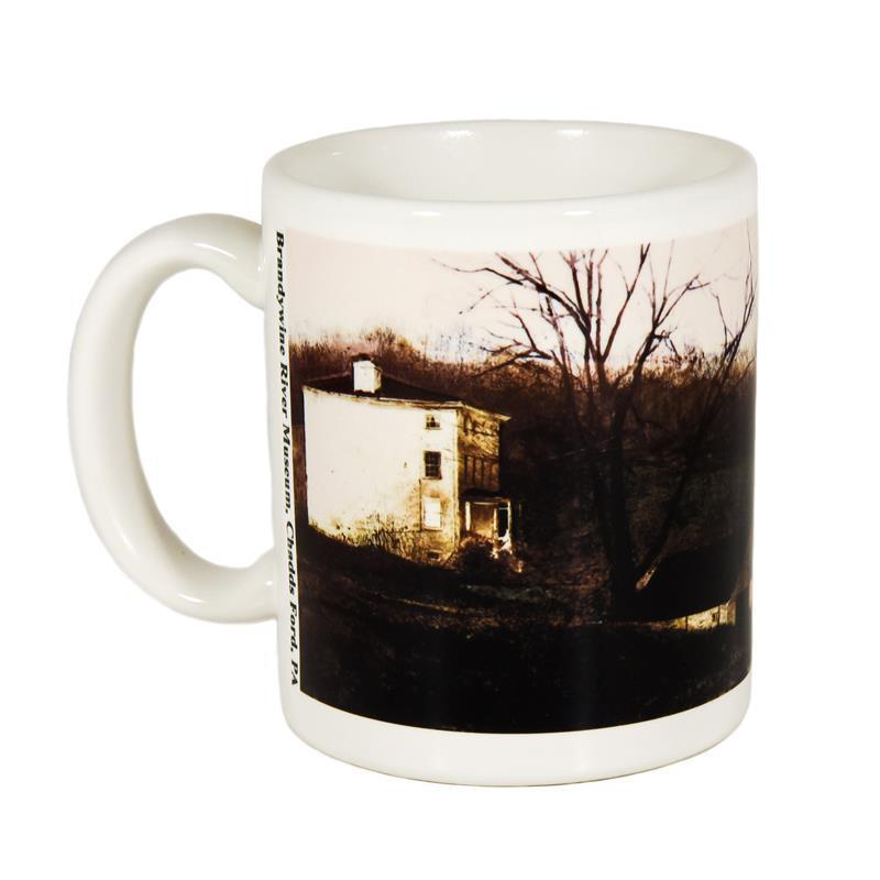 Evening at Kuerners Mug,11-99-04867-4