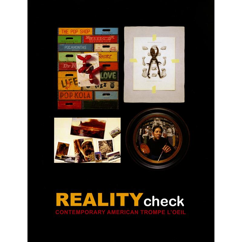 Reality Check Contemporary American Trompe L'Oeil